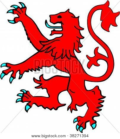 Lion Rampant of Scotland