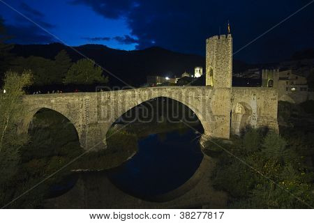Besalu Bridge