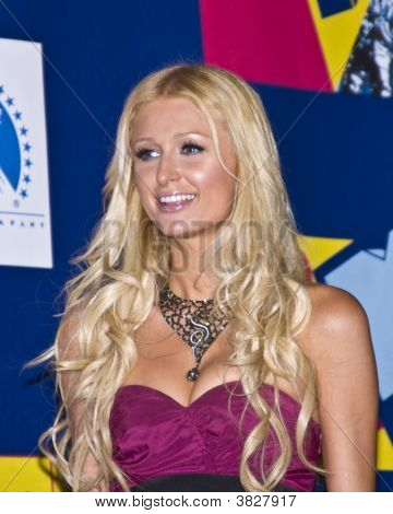 Paris Hilton at the 2008 MTV Video Music Awards
