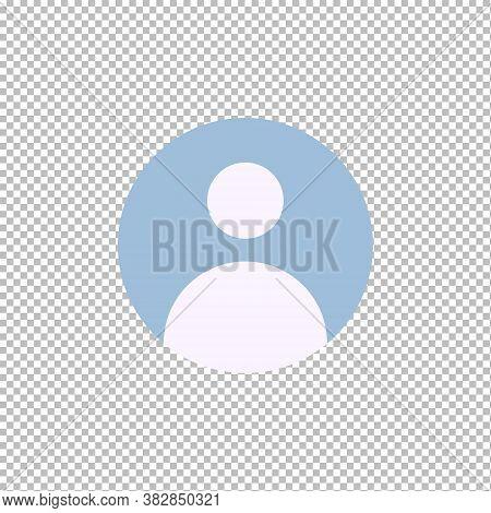 Vector Illustration Icon User - Pictogram Profile None Picture