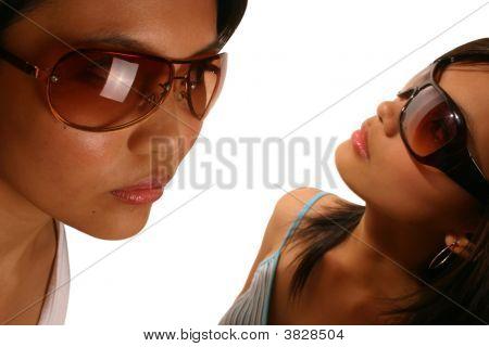 Women Wearing Shades