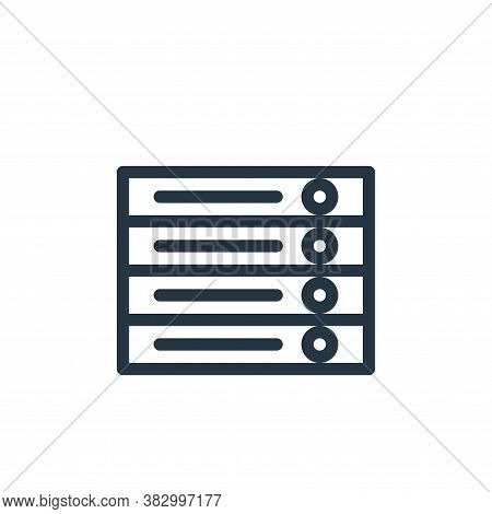 documents icon isolated on white background from school collection. documents icon trendy and modern