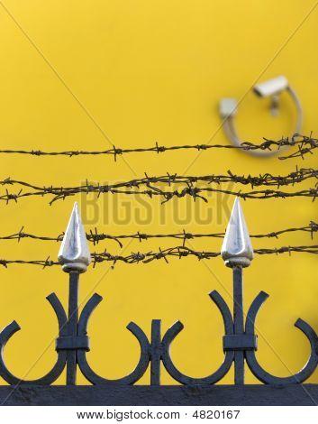 Secure Territory Border