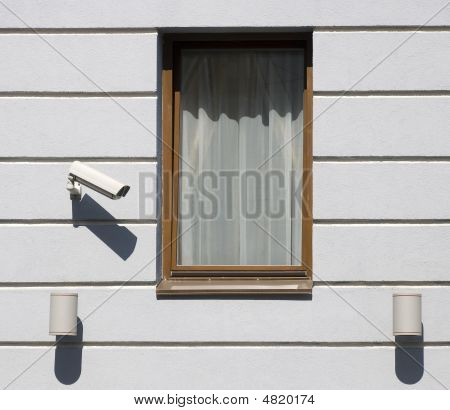 The Window With Lovelace Supervision System