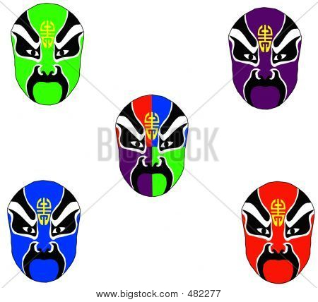 Colors Of Mask