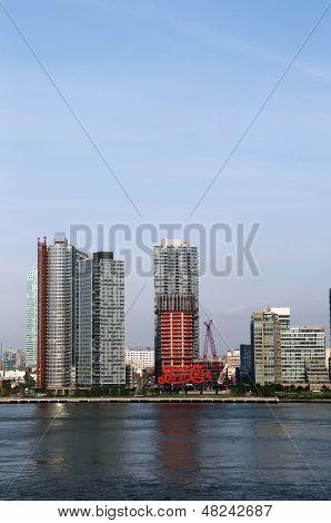 Long Island City (Queens) skyline