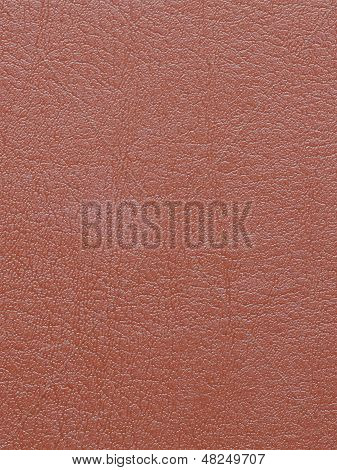 Plastick background or texture brown