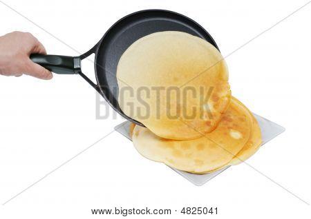 Slapjack Lie On Frying Pan