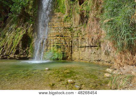 Davids Wasserfall