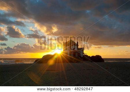 Senhor Da Pedra Chapel, Miramar, Portugal