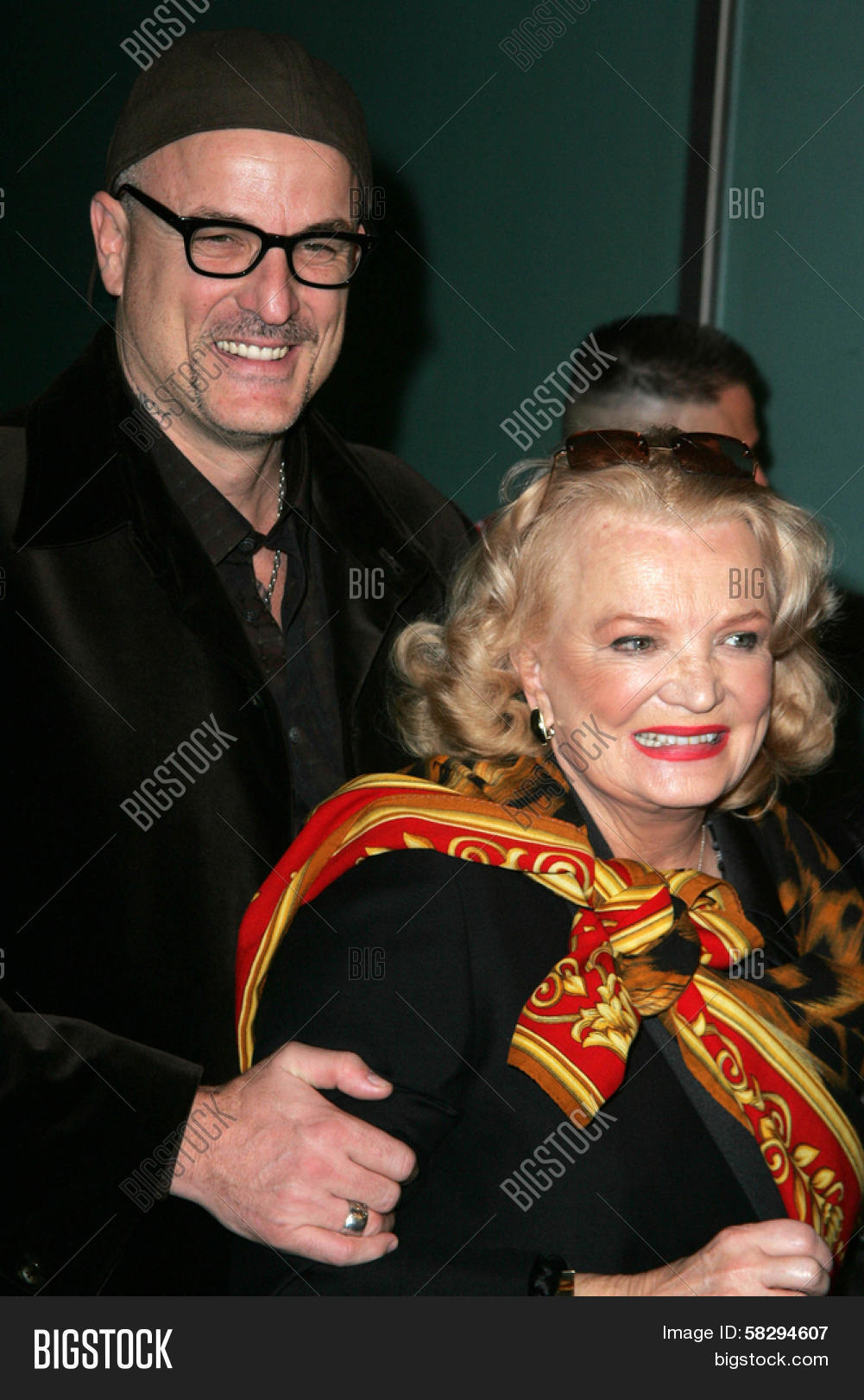 Gena Rowlands second husband