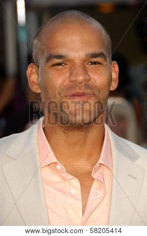 Amaury Nolasco at the Los Angeles Premiere of