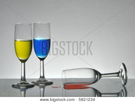 Glasses and Colors