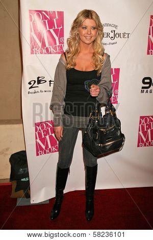 Tara Reid at the 2B Free Fall 2007 Collection Fashion Show. Boulevard 3, Hollywood, CA. 03-19-07