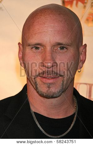 Paul Vroom at the DVD Release Party for