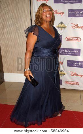 Queen Latifah at Starlight Starbright Children's Foundation's