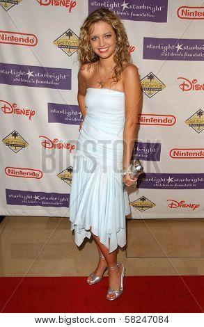 Lauren Storm at Starlight Starbright Children's Foundation's