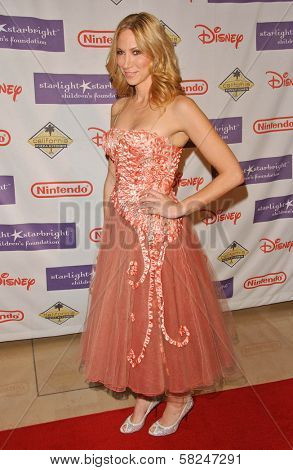 Deborah Gibson at Starlight Starbright Children's Foundation's