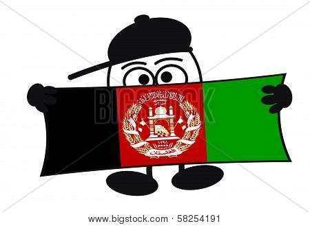 Welcome Afghanistan