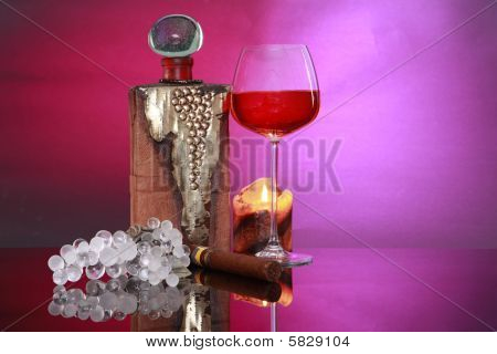 Candle brandy