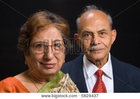 An East Indian Couple