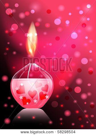 candle romance