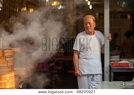 Dim Sum in Xian