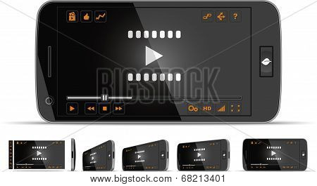 Smartphone Video Player