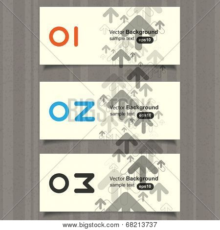 Design Cards, vector