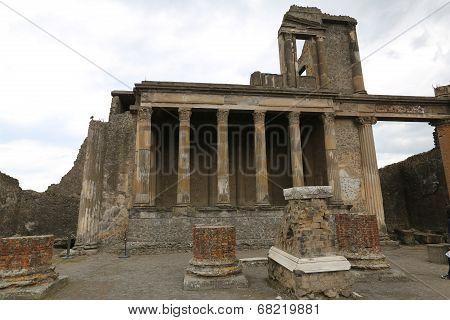 Pompei, Italy