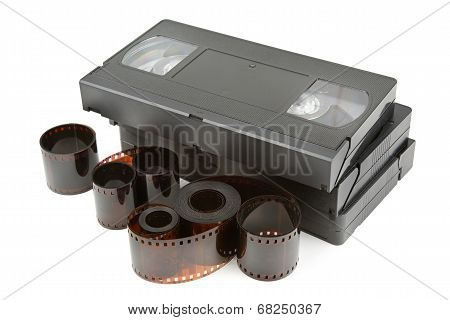 Videotapes And Film