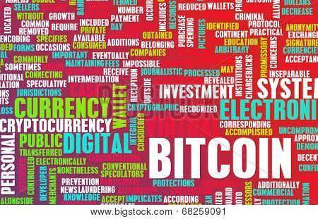 Bitcoin or Bitcoins as a Crypto Currency Concept