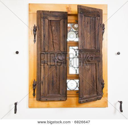Window Is Open