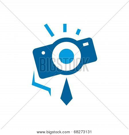 Photographer Abstract Sign