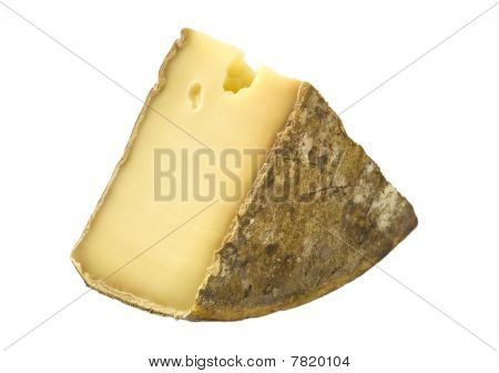 French Cheeses - Crottin De Chavignol And Tomme