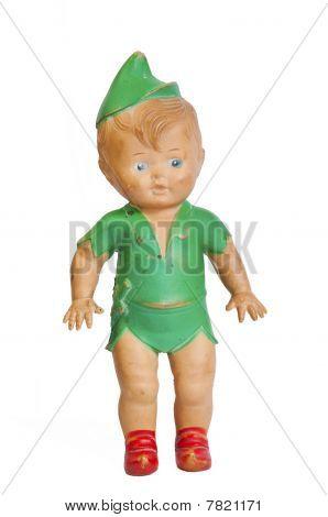 Vintage Toy Doll