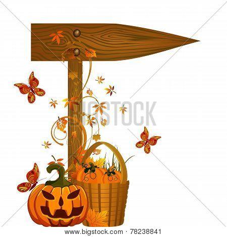 Autumnal design