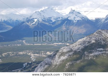 Banff Lookout