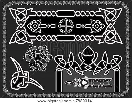 Celtic An Ornament For Design