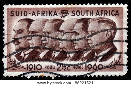 Prime Ministers Of South Africa