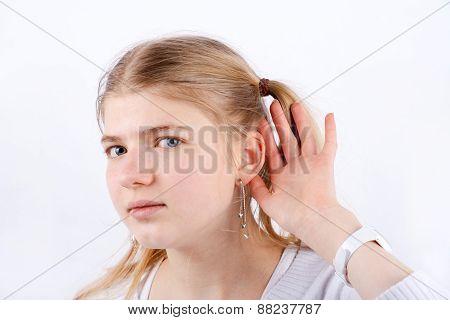 Cant Hear
