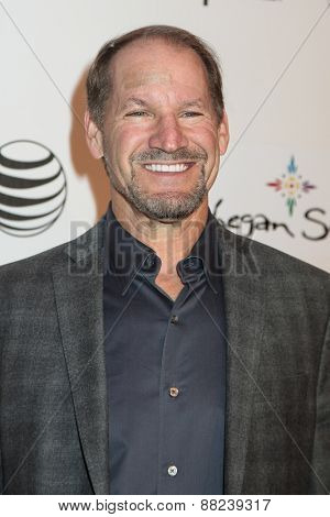 NEW YORK, NY - APRIL 16: Bill Cowher attends the Tribeca/ESPN Sports Film Festival Gala for the premiere of 'Play It Forward' during the 2015 Tribeca Film Festival on April 16, 2015 in New York City.