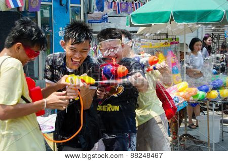 Songkran Shooting