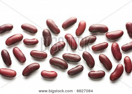 The Strip Of Red Beans