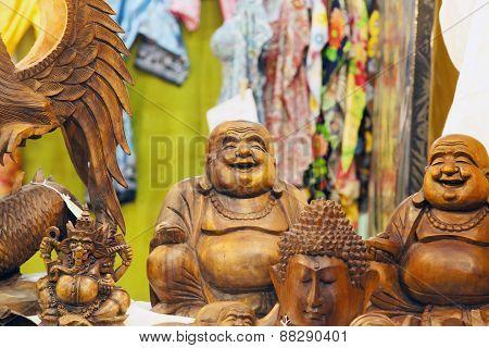 Smiling Buddah