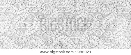 Lace Material Background