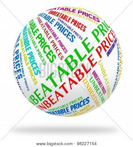 Unbeatable Prices Shows Offers Outstanding And Excellent