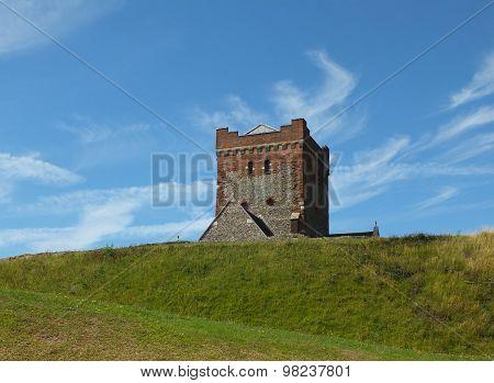 Dover castle church