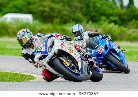 Thailand Superbikes Championship 2015 Round 1