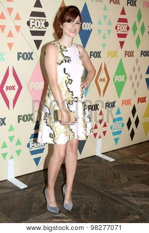 LOS ANGELES - AUG 6:  Aya Cash at the FOX Summer TCA All-Star Party 2015 at the Soho House on August 6, 2015 in West Hollywood, CA